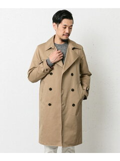 Urban Research Doors Chino Cloth Trench Coat DR52-17Y037