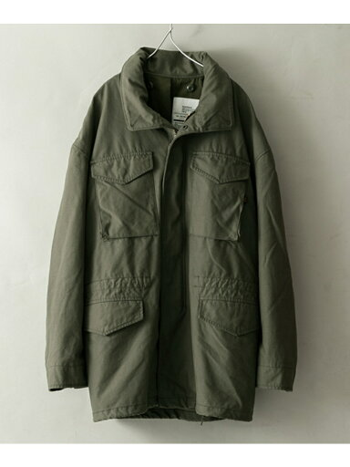M-65 Field Coat TA1297-DM76: Olive