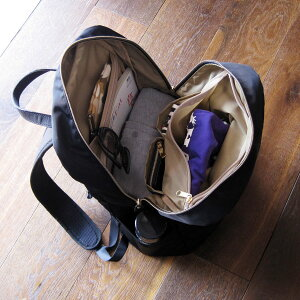 【送料無料】エアリーリュック日本人の体型に合わせたショルダー設計背面メッシュ構造充実の外ポケット撥水キルティングマザーズリュック日本製DORACOLUVドラコラブブランドkmo