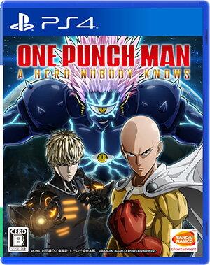 プレイステーション4, ソフト ONE PUNCH MAN A HERO NOBODY KNOWS( ) PS4 PLJS-36117