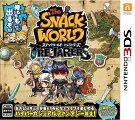 スナックワールドトレジャラーズ【新品】3DSソフトCTR-P-BWSJ/新品ゲーム