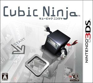 【2500円以上購入で送料無料】【中古】【ゲーム】【3DSソフト】Cubic Ninja