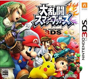 【中古】【ゲーム】【3DSソフト】大乱闘スマッシュブラザーズ