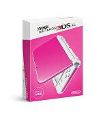 Newニンテンドー3DS LL ピンク×ホワイト 【送料無料】【任天堂】【Nintendo】【3DS】【本体】【中古】【中古ゲーム】