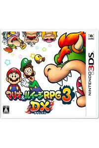 【新品】 マリオ&ルイージRPG3 DX 3DS CTR-P-A3RJ / 新品 ゲーム