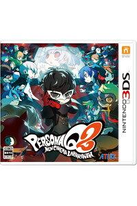【中古】 ペルソナQ2 ニュー シネマ ラビリンス 3DS / 中古 ゲーム