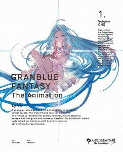 【新品】【ブルーレイ】GRANBLUE FANTASY The Animation 1 赤井俊文(キャラクターデザイン)