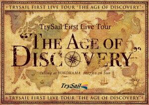 """【新品】【DVD】TrySail First Live Tour """"The Age of Discovery"""" TrySail"""