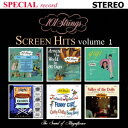 【新品】【CD】Screen Hits Volume 1【映画音楽 第1集】思い出の映画音楽/アラウンド・ザ・ワールド 101ストリングス・オーケストラ