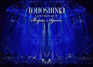 【新品】【DVD】東方神起 LIVE TOUR 2017 Begin Again 東方神起