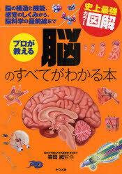 【新品】【本】プロが教える脳のすべてがわかる本