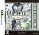 【中古】ファイナルファンタジー4 『廉価版』 DS NTR-P-YF4J/ 中古 ゲーム