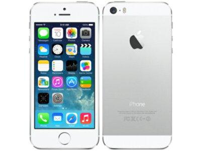 【softbank】APPLE≪iPhone5S16GBシルバー【△判定】【送料無料】【白ロム】【中古携帯スマホ】≫[シルバー][状態:未使用品][1ヶ月保証]【○判定】