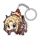 【新品】 Fate/Apocrypha アクリルつままれキーホルダー 赤のセイバー 〔 グッズ 〕