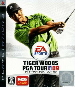 【中古】 タイガーウッズ PGA TOUR 09 PS3 BLJM-60087 / 中古 ゲーム