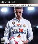 【中古】 FIFA18 レガシーエディション PS3 BLJM-61355 / 中古 ゲーム