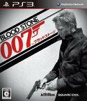 【中古】007 ブラッドストーン PS3 BLJM-60301/ 中古 ゲーム
