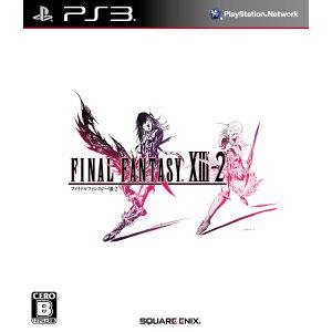 [OCCASION] FINAL FANTASY 13-2 PS3 BLJM-60382 / jeux d'occasion