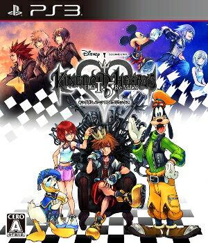 【中古】キングダムハーツ HD 1.5 リミックス PS3 BLJM-60589/ 中古 ゲーム