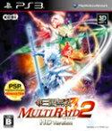 【中古】 真 三国無双 MULTI RAID 2 HD Version PS3 BLJM-85003 / 中古 ゲーム