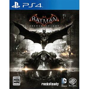 【中古】【ゲーム】【PS4ソフト】バットマン:アーカム・ナイト【中古ゲーム】