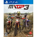 【新品】 MXGP3 - The Official Motocross Videogame PS4 ...