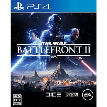 【新品】 Star Wars バトルフロント II PS4 / 新品 ゲーム