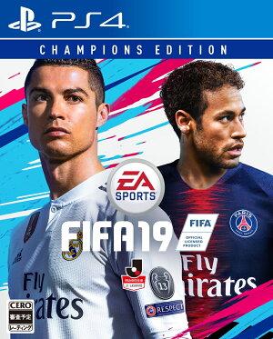 【中古】FIFA19ChampionsEditionPS4ソフトPLJM-16265/中古ゲーム