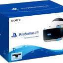 【中古】PlayStationVR PlayStationCamera同梱版 PS4 / 中古 ゲー