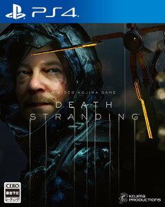 【中古】DEATH STRANDING PS4 ソフト PCJS-66054 / 中古 ゲーム