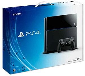 【中古】【ゲーム】【PS4本体】PS4機/PS4本体(1100AB01)