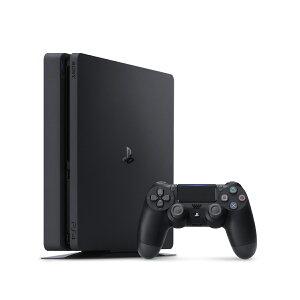 【新品】PlayStation4ジェット・ブラック500GB[CUH-2200AB01]PS4本体CUH-2200AB01/新品ゲーム