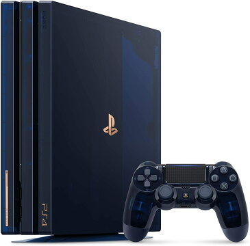 【中古】PlayStation4 Pro 500 Million Limited Edition PS4 本体/ 中古 ゲーム