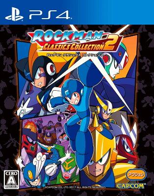 【中古】ロックマン クラシックス コレクション2 PS4 PLJM-80268/ 中古 ゲーム