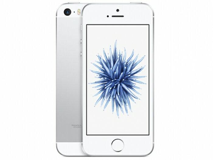【中古】【白ロム】【docomo】iPhoneSE 64GB iOS13.1.2 SIMロック解除済み【Cランク】【〇判定】...