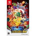 【中古】ポッ拳 POKKEN TOURNAMENT DX Nintendo Switch ニンテンドースイッチ HAC-P-BAAYA/ 中古 ゲーム