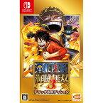 【新品】 ワンピース 海賊無双3 デラックスエディション Nintendo Switch HAC-P-AJA8A / 新品 ゲーム