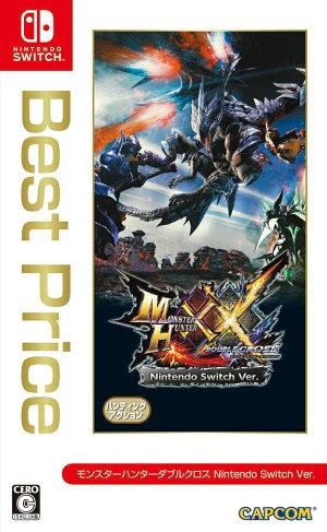 【新品】モンスターハンターダブルクロスNintendoSwitchVer.BestPrice!NintendoSwitchHAC-2-AAB7A/新品ゲーム