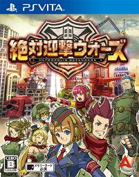 【新品】 絶対迎撃ウォーズ PSVita VLJM-30102 / 新品 ゲーム