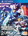 【中古】ガンダムブレイカー3 PSVita VLJS-05078 / 中古 ゲーム
