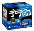 PSVita 本体 デビューパック ブルー ブラック 【中古】 PCHJ-10025 / 中古 ゲーム