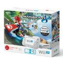 WiiU すぐに遊べるマリオカート8セット (Shiro) 【WiiU】【本体】【中古】【中古ゲーム】