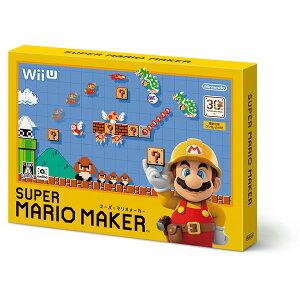 【予約】【2015/9/10発売予定】【新品】【ゲーム】【WiiUソフト】スーパーマリオメーカー
