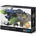 【中古】WiiU 本体 プレミアムセット モンスターハンター3G HD WUP-S-KAFD/ 中古 ...