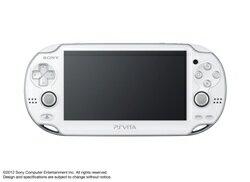 【中古】【ゲーム】HD/PSV機/本体クリスタル・ホワイトWi-Fiモデル