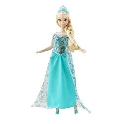 ディズニープリンセスアナと雪の女王マジカルミュージカルドールエルサ(Y9967)【沖縄・離島以外送料無料】