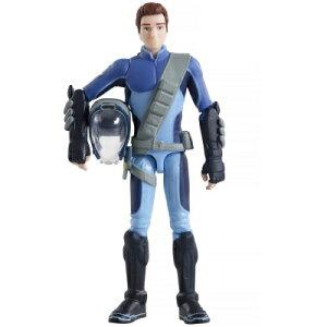 Figura de acción de Thunderbird TBF-01 Scott Tracy