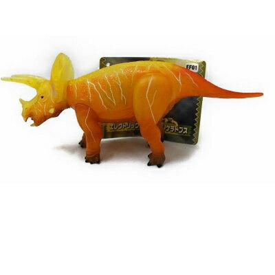 古代王者恐竜キング Dキッズ・アドベンチャー 恐竜王列伝 エレクトリックチャージ トリケラトプス画像