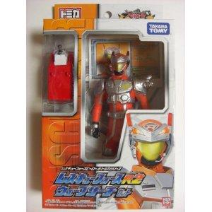 トミカヒーロー レスキューフォースヒーロー&トミカシリーズ レスキューフォースR2&ウェーブサーチ画像