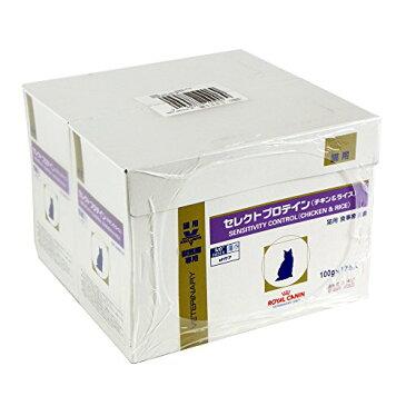 【新品】 ロイヤルカナン 療法食 セレクトプロテインチキンライスパウチ 猫用 ウェット 100g×24個